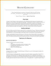 Cover Letter What Is A Resume What Is A Resume Objective On A