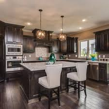 dark stained kitchen cabinets. Delighful Kitchen Black Stained Kitchen Cabinets Inside Dark