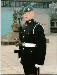 Tribute to Royal Marine Commando Ben Reddy, 1985 - 2007.