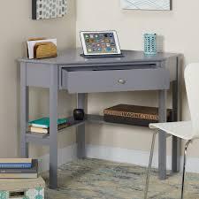 ellen corner writing desk gray