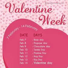 valentine week 2020 wishes es