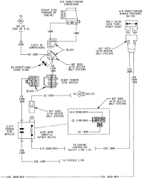1989 dodge ramcharger diagnose compressor clutch cut off relay here is the other part of the wiring diagram