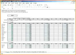Best Free Budget Templates Weekly Expenses Report Template Expense Excel