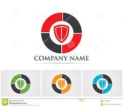 security guard badge template. Security Guard Logo Design Vector Shield Template Stock Vector