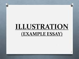 descriptive essay ppt video online  illustration example essay