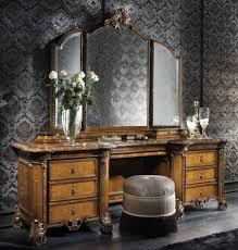 full size of bedroom vanity dark wood vanity furniture fabulous with vintage solid makeup stools