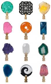 Decorative Lamp Finials 24 Best Lampshade FINIALS Images On Pinterest Light Fixtures Lamp 4