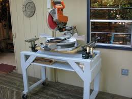 ridgid miter saw table. click image for larger version name: ridgid miter-slider and stand.jpg views miter saw table t
