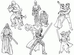 Small Picture The Force Awakens Star Wars Free Coloring Pages Movies In