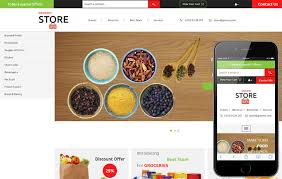 Ecommerce Website Template Inspiration ECommerce W24layouts