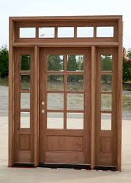 front door with sidelightexterior French Doors with sidelights and transom