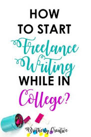 how to start a professional lance writing website own how to start a lance writing career for college students
