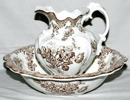 Decorative Water Pitcher Decorative Water Pitchers Porcelain Pitcher And Basin Set 61