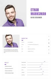 best html resume templates for awesome personal sites cvitae responsive html resume website template