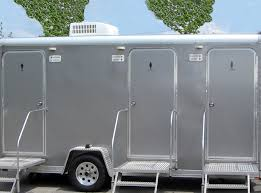 bathroom trailers. Large Wedding Reception Toilet Trailer Rentals In Indy Bathroom Trailers