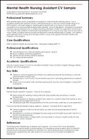 Resume Sample For Cna – Resume Sample
