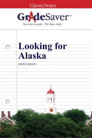 Looking For Alaska Quotes With Page Numbers Gorgeous Looking For Alaska Quotes And Analysis GradeSaver