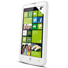 Yezz Billy 4.0 Dual SIM Blanc - Mobile ...