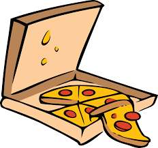 cheese pizza clipart. Plain Pizza Cartoon Images Of Pizza  Clipart Library With Cheese