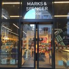 photo of marks and spencer food paris france the entrance