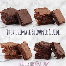 the ultimate brownie guide handle the