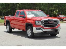2018 Cardinal Red GMC Sierra 1500: New Truck for Sale in Newnan ...