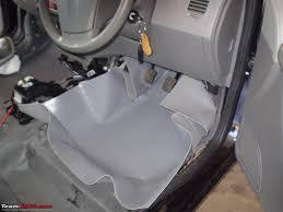 pics car floor vinyl lamination