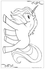 Unicorno Immagini Da Colorare Per Bambini Gratis