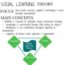 ideas about learning theory on pinterest   social learning    theories of human behavior