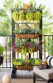 this diy vertical garden brings privacy and produce to a confined space lowe s