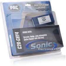 pac c2r chy4 c2rchy4 radio replacement interface for select product pac c2r chy4