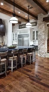 Stone Kitchen 43 Kitchen Design Ideas With Stone Walls Decoholic