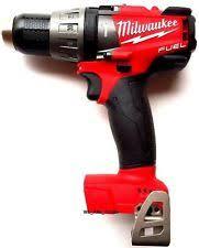 milwaukee drill. new milwaukee fuel 2704-20 18v 1/2\ drill