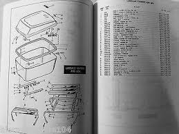 harley fl flh parts manual catalog book nose cone harley fl flh parts manual catalog book 1961 71 nose cone shovelhead panhead 3