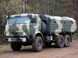 Военный Камаз Технические Характеристики и Расход Топлива  КамАЗ 5350 с жилым модулем