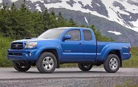 2010 Toyota Tacoma - Information and photos - ZombieDrive