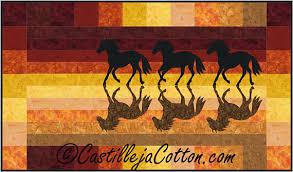 Horses at Sunset Quilt ePattern, 5000-5, horse quilt pattern ... & Horses at Sunset Quilt ePattern, 5000-5, horse quilt pattern, horse wall  quilt, horse wall hanging from castillejacotton on Etsy Studio Adamdwight.com
