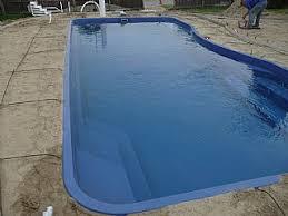 fiberglass pools cost. Simple Pools Morrocan Fiberglass Leisure Pool Installed In Milford MI On Pools Cost B