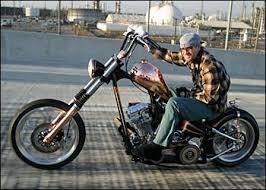imcdb org harley davidson west coast chopper in monster garage