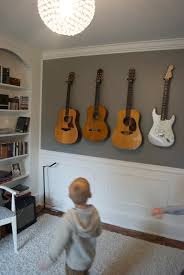 the guitars are hanging up he was seriously astonished confidence booster for me who cares if it comes from a 4 year old