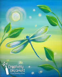 join us painting a canvas at this relaxing fun painting party no artistic ability