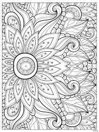 coloring in patterns 2. Beautiful Coloring Unique Flower Patterns To Color 387 Pattern 7 Printable Medallion Coloring  Pages 2 For In