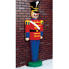 Half Toy Soldier - Life Size Image