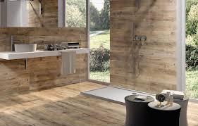 Keramische Tegels Houtlook Badkamer Minimalistische Badkamer Tegel