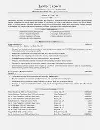 Superintendentsume Sample Construction Samples Velvet Jobssidential