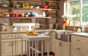 Farm House Kitchen Create A Rustic Farmhouse Kitchen This Old House
