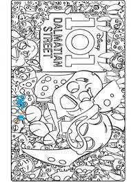 101 Dalmatian Street Disegni Da Colorare Cartoni Animati
