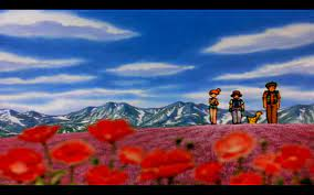 Pokemon the First Movie ending credits