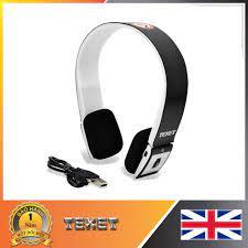 Tai nghe Bluetooth TEXET BH-02 – Texet Việt Nam