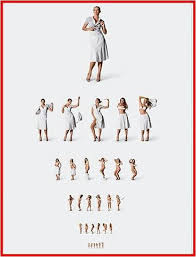 Aarp Weight Chart How To Be Cruel To Old Guys Aarp Eye Chart Eye Chart